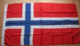 Norway Large Country Flag - 3' x 2'.